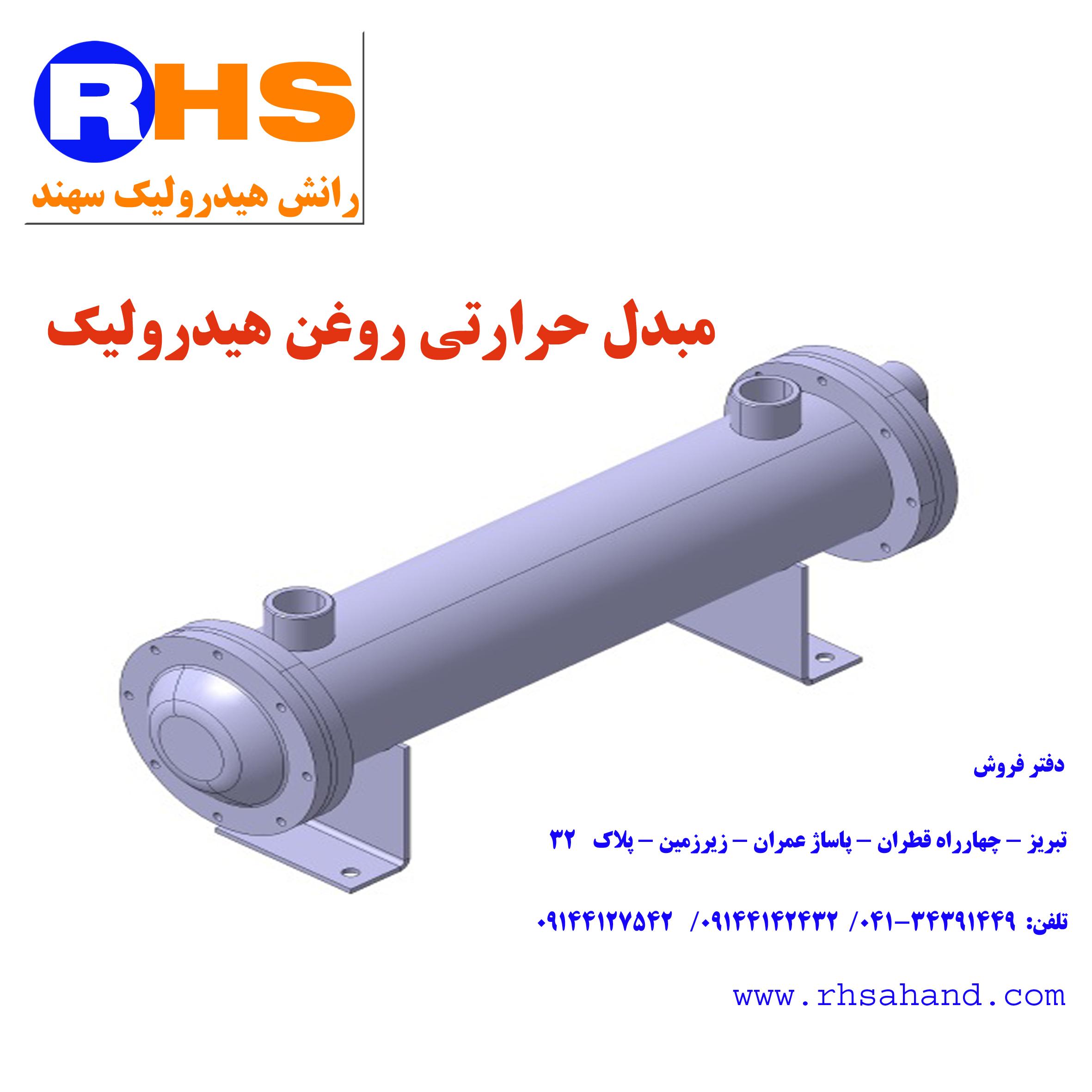 خنک کننده هیدرولیک – صنایع فورج