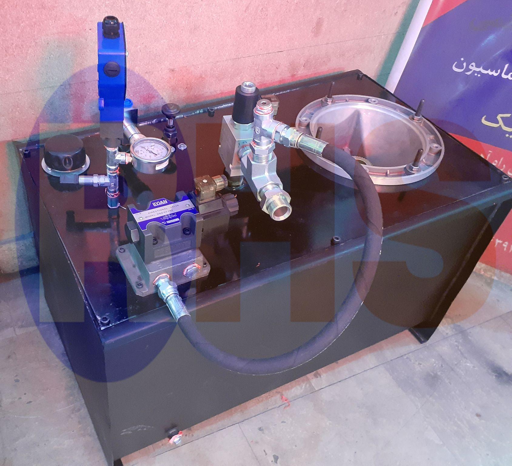 یونیت هیدرولیک پرس هیدروفرمینگ